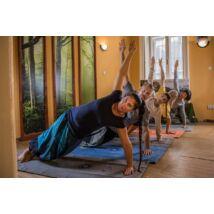 Pamut jógamatrac, jógaszőnyeg, fitness szőnyeg