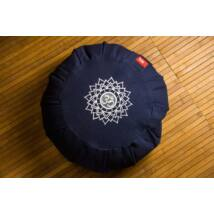 Meditációs párna, bharata jóga párna extra méret, garantált minőség.