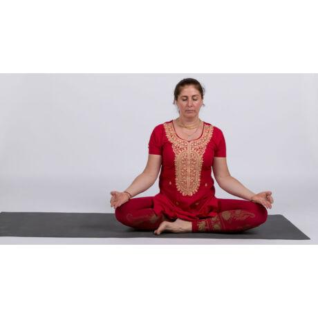 Kezdő jóga tanfolyam Budapesten Szabó Szilvia Jógamájá vezetésével