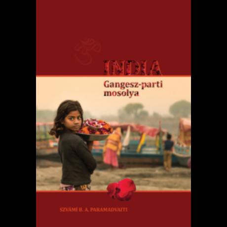 India Gangesz-parti mosolya
